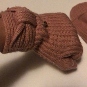 KATE SPADE night mittens removable finger